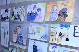 В Саратове пройдет конкурс рисунков, посвященный профилактике правонарушений