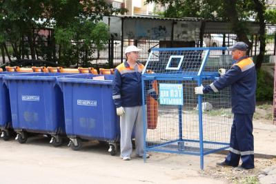 Установлен итоговый тариф на вывоз мусора в Саратове