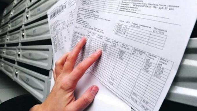 Пользователи холодной воды в августе получат новые платежки