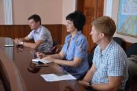 В администрации Энгельсского района обсудили перспективы завершения строительства ООО «Новый дом»