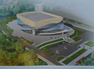 Строительство Дворца водных видов спорта подходи к концу