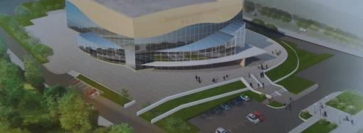 Администрация города предложила владельцу участка у речного вокзала создать новую парковую зону