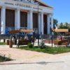 Завершилась реконструкция площади перед ДК «Россия»