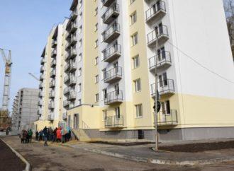 В Заводском районе состоялось распределение 35 однокомнатных квартир
